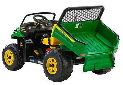 **NEW** Left /& Right 2 Tires John Deere Peg Perego Gator XUV Rear Wheel Set