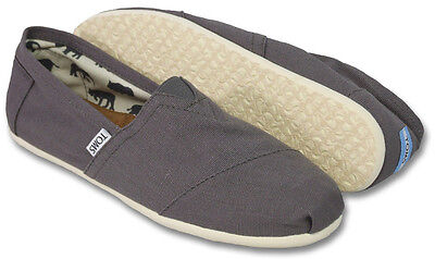 191b623d598 4 of 10 New Authentic Womens Toms Classic Slip On Flats Canvas Shoes US  sizes