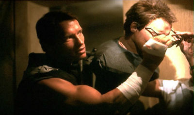 Arnold Schwarzenegger Terminator 1 SPFX Life Mask Bust 11