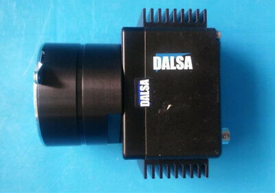 1pcs Used DALSA S2-12-02K40-00-L 2K black and white CCD line array camera 2