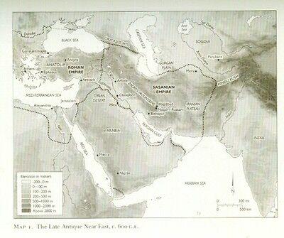 Mar Qardagh Legend Christian Hero Ancient Medieval Sasanian Iraq Kurdistan 600AD 3