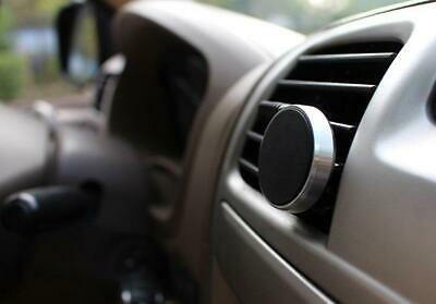 In Car Magnetic Phone Holder Mobile Fit Air Vent Universal Mount Various Colours 2