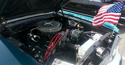 """.020/"""" O//S Chevy 262 4.3L Dish Top Hypereutectic Pistons+Rings Combo Kit 1996-02"""