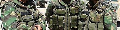 Coalition Urban Combat Brigada de Reacção Rápida Commando VeIcrô Flag Portugal