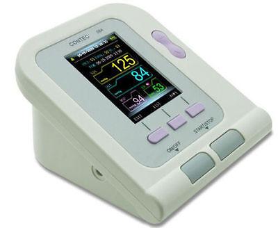 Vet Veterinary OLED digital Blood Pressure Heart Beat Monitor NIBP animal use US 3