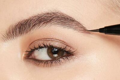 Microblading Tattoo Eyebrow 3D liquid Ink Pen waterproof 4 fork pencil brow UK 4