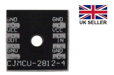 WS2812B 64 Bit 8*8 RasPi etc 5050 CJMCU 5V LED RGB Pixel Board for Arduino