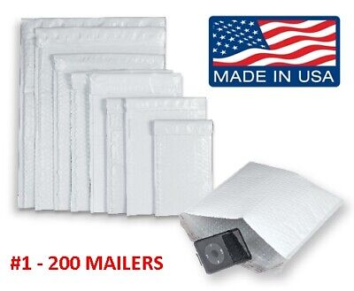 Wholesale Poly Bubble Mailers Padded Envelopes #0 #1 #2 #3 #4 #5 #6 #7 #00 #000 6
