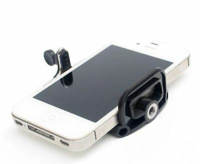 Universal Smartphone Tripod Mount Holder Adapter Mobile Phone Monopod Bracket 8