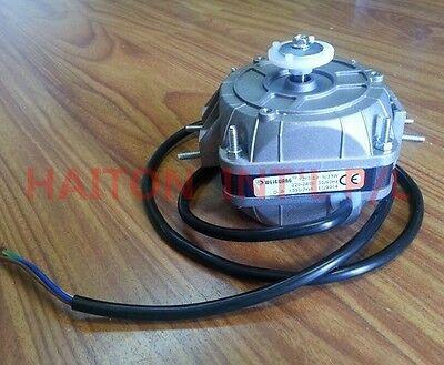 Heavy Duty Square Fan Motor 25W sleeve bearing dual mounting distance18/26mm