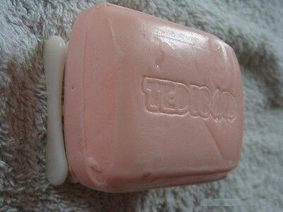 3x Curatio Tedibar Soap 75gm free of HARMFUL ALKALI for soft supple healthy skin 3