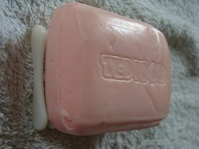 4x Curatio Soap Tedibar free of HARMFUL ALKALI for soft supple healthy skin 75gm 4