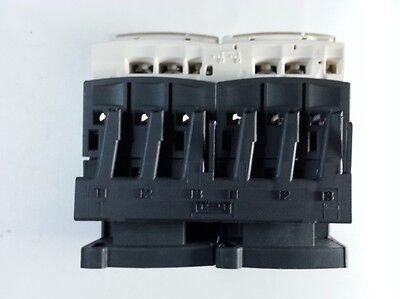 LC1D09U Schneider Reversing Starter 230V 9Amp 50//60Hz 3HP Coil 240VAC