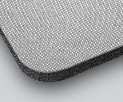 NEBELUNG Katze - Textil MOUSEPAD Mauspad Unterlage aus 5 mm Moosgummi - NEB 02
