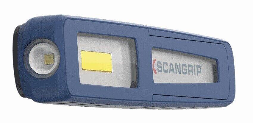PROFI AKKU LED Arbeitsleuchte COB 270lm, Magnethalter