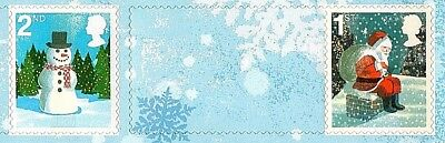 20 CHRISTMAS STAMPS - 10 x 1st CLASS + 10 x 2nd CLASS STAMPS - NEW & UNUSED 3