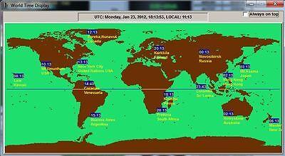 ScopeStationUltra Receiver Control Software ICOM IC-R75