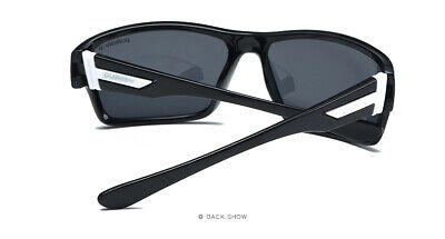 DUBERY Mens Womens Vintage Polarized Sunglasses Driving Eyewear Shades UV400 Hot 6
