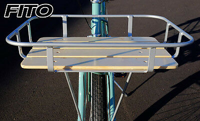 Hight Quality Made in Taiwan Fito Pink Portable Basket for Beach Cruiser Bikes