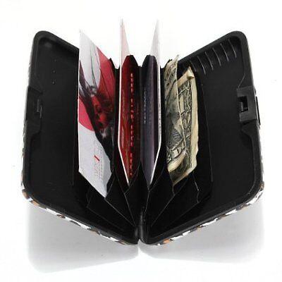 Aluminum Credit Card Holder Pocket Aluminium Case Box Credit Card Protection 2