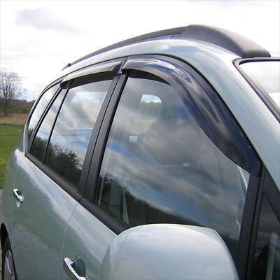 Avs Vent Shades >> Avs Vent Visor Window Deflector Rain Guard For 07 11 Ford