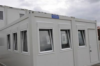 T F Jackson's Portable Building New  2 Bays 20' x 16' / 6m x 5m Site Office 7