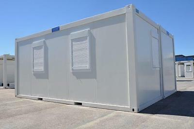 T F Jackson's Portable Building New  2 Bays 20' x 16' / 6m x 5m Site Office 2