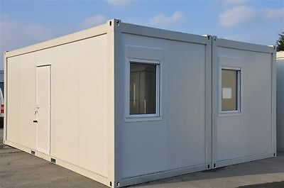 T F Jackson's Portable Building New  2 Bays 20' x 16' / 6m x 5m Site Office 3