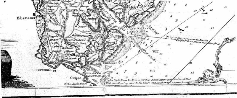 BIG 1773 SC MAP Lancaster Laurens Lee County SURNAMES ! South Carolina History 3