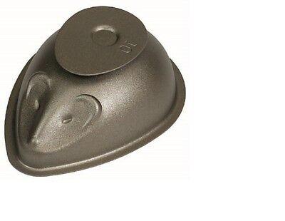 Premium-Backform Igel-Familie Backform 4-tlg Set Ø 80-200 mm
