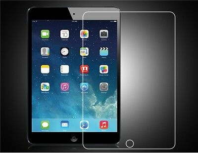 """2xGenuine Tempered Glass Screen Protector Apple iPad 5th,6th Gen 9.7"""" 2017 2018"""