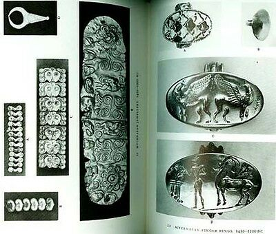 Ancient Greek Roman Jewelry Etruscan Minoan Crete Mycenaean Hellene RARE Classic
