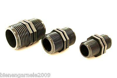 """5x Verbinder Muffe 1/2"""" - Wasserfilter Filter Gehäuse Umkehr Osmoseanlage Osmose 2"""
