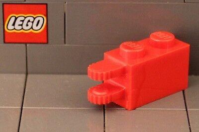 Lego-Hinge Brick 4x hinge brick 1x2 locking 30540 white//white//weiss