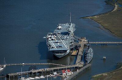uss yorktown fighting lady cvs 10 cva cv carrier patch us navy