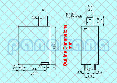 "SD-14-5 Hitachi 23002 Micro Pins 23 Ga 1/"" 5 packs of 2000"