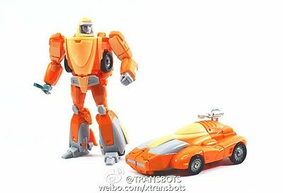 Transformers X-Transbots MM-IV Survivalist Ollie new REISSUE in Stock MISB