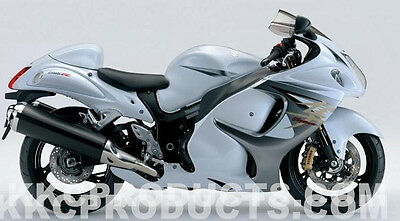 2008-2017 Hayabusa 6pc WEP Chrome Fairing Grilles Screens Vents Grills Gsxr New