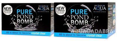 Evolution Aqua Pure Pond Bomb x2 - perfect treatment for clear & healthy ponds! 2