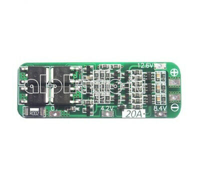 10PCS 3S 20A 12.6V Li-ion Lithium Battery 18650 Cell PCB BMS Protection Board W 3