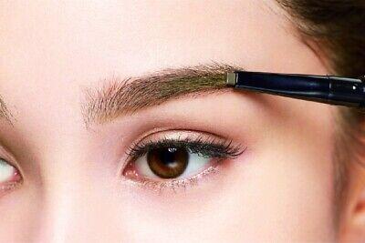 Microblading Tattoo Eyebrow 3D liquid Ink Pen waterproof 4 fork pencil brow UK 3