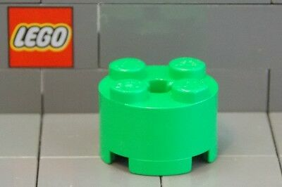 LEGO 3941 92947-2x2 Round Smooth Or Grille Bricks 10 Pieces Choose Colour