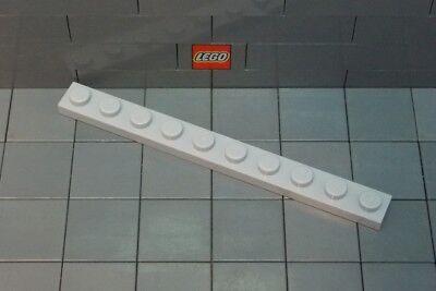 4477 LEGO brique plaque plate 1x10 choose color and quantity