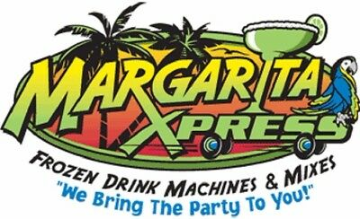 Donper XC212 -  2 Bowl - New Margarita Slush Frozen Drink Machine