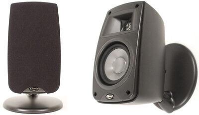 KLIPSCH QUINTET III 2 0 Bookshelf or Surround Sound Speakers (pair) -12  mths WTY