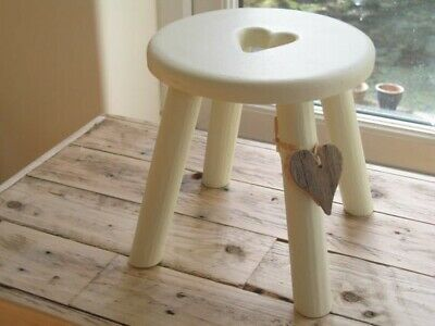 Heart Milking Stool 4