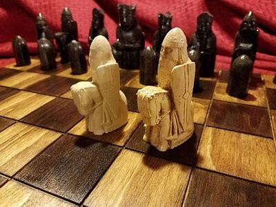 Isle of Lewis Chessmen (FULL SIZE REPRODUTION) 4