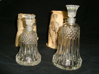 Vintage Perfume Bottles  Golden Shadows 1 oz made by Evyan Parfums 2
