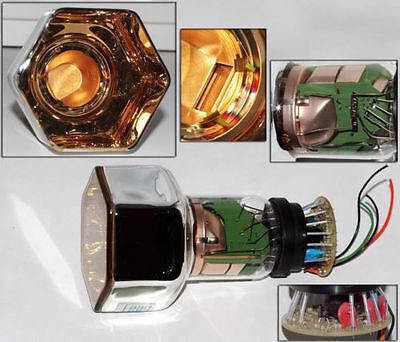 RARE beautiful photomultiplier tube BURLE FEU 2