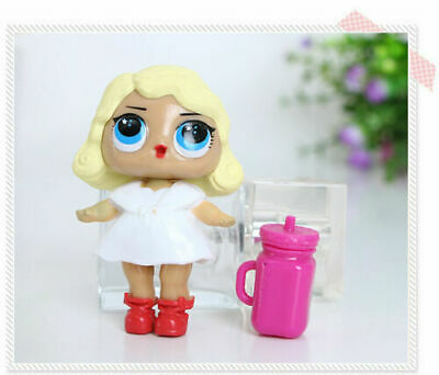 6 Pcs LOL Surprise Girls Dolls w/Accessory For Kids Party Toys Figures Gift Set 7